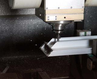 DX Alüminyum - Mekanik İşlem